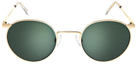Randolph - P3 49mm 23K Gold Skull Temple Sunglasses / SkyForce AGX Lenses
