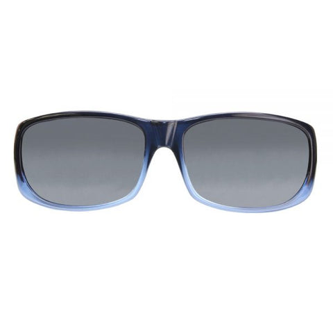 Jonathan Paul Fitovers - Pandera Blue Ice Fitover Sunglasses / Polarvue Gray Lenses