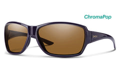 Smith - Pace Black Cherry Sunglasses, ChromaPop Polarized Brown Lenses