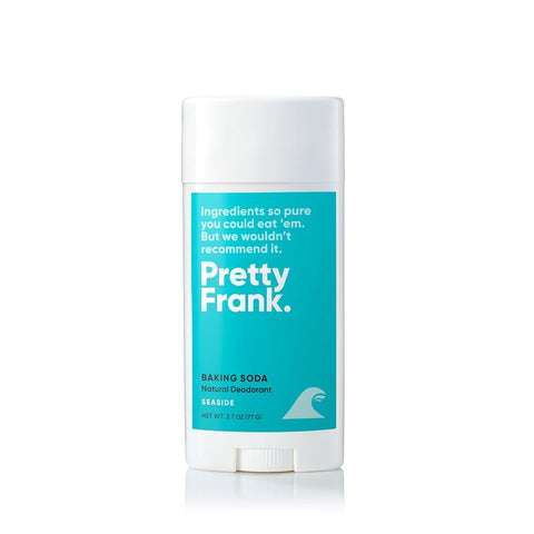 Pretty Frank - Seaside Baking Soda 2.7oz Stick Deodorant
