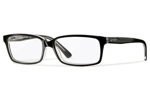 Smith - Playlist Black Crystal Rx Glasses