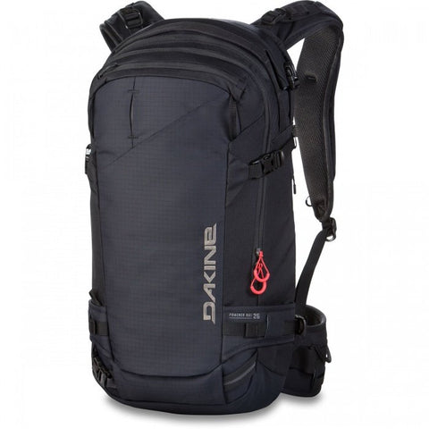 Dakine - Poacher R.A.S 26L Black Backpack