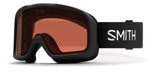 Smith - Project Black Snow Goggles / RC36 Lenses