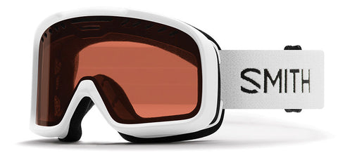 Smith - Project White Snow Goggles / RC36 Lenses