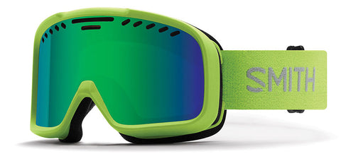 Smith - Project Flash Snow Goggles / Green Mirror Lenses