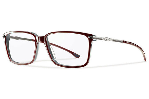 Smith - Pryce Oxblood Rx Glasses
