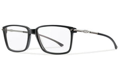 Smith - Pryce Matte Black Rx Glasses