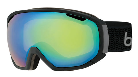 Bolle - Rooke Rubber Black Sunglasses / Polarized TNS Oleo AR Lenses