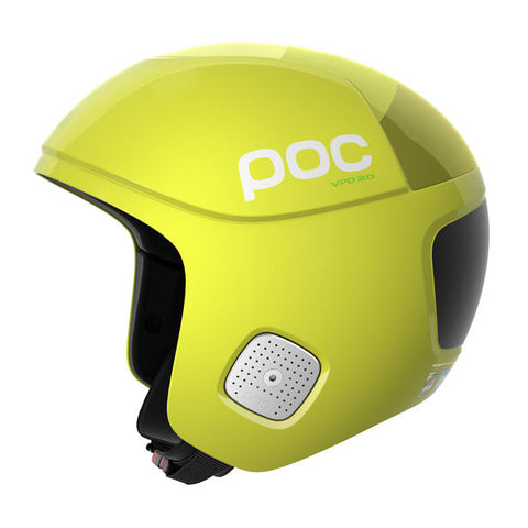 c57631310e75 POC - Skull Orbic Comp SPIN XL-XXL Hexane Yellow Snow Helmet