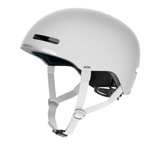 POC - Corpora AID Medium-Large Hydrogen White Bike Helmet