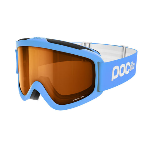 POC - POCito Retina  Fluorescent Blue Goggles / Spektris Orange Lenses