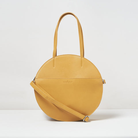 Urban Originals - Story Teller Yellow Crossbody Bag