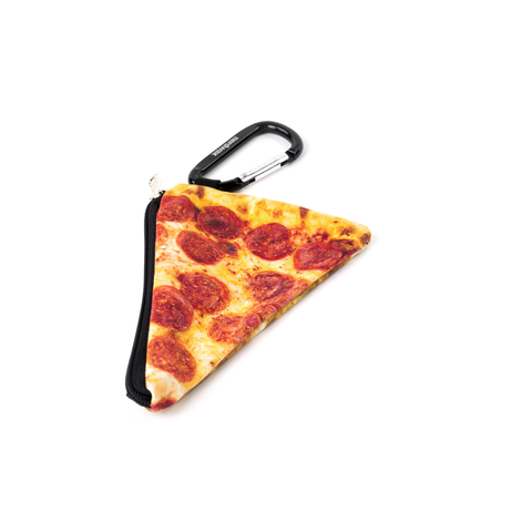 Nerdwax - Mini Microfiber Pizza Pouch Eyewear Protective Case
