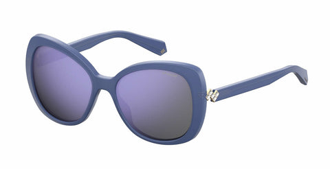 Polaroid - Pld 4063 S X Blue Sunglasses / Purple Polarized Lenses