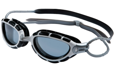 Zoggs  Predator Polarized Black Swim Goggles