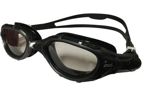 Zoggs - Predator Flex Reactor Black Swim Goggles