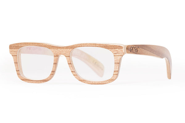 Proof - Capitol Wood Walnut Rx Glasses