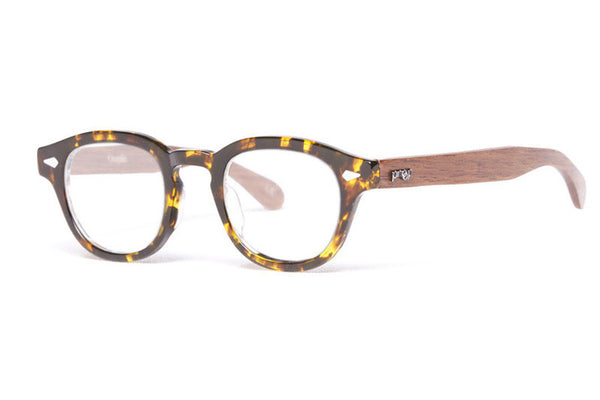 Proof - Chaplin Eco Yellow Tortoise Rx Glasses