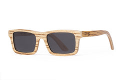 Proof Boise Lacewood Sunglasses, Polarized Lenses
