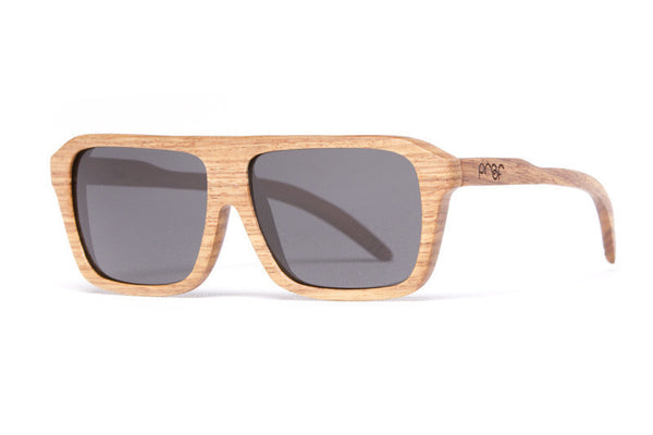 Proof Bud Lacewood Sunglasses, Polarized Lenses