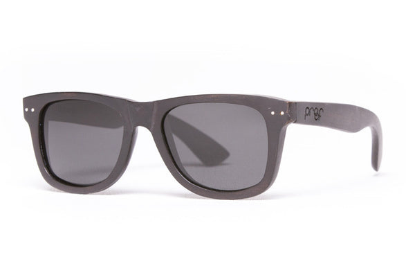 Proof Ontario Ebony Sunglasses, Polarized Lenses