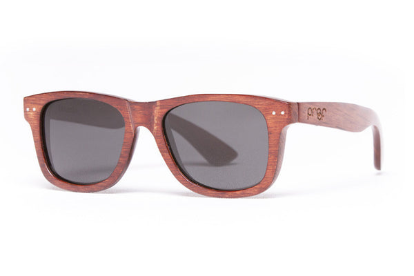 Proof Ontario Mahogany Sunglasses, Polarized Lenses