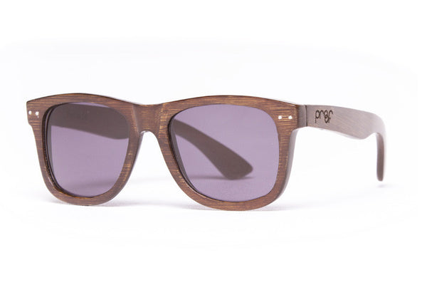 Proof Ontario Stained Bamboo Sunglasses