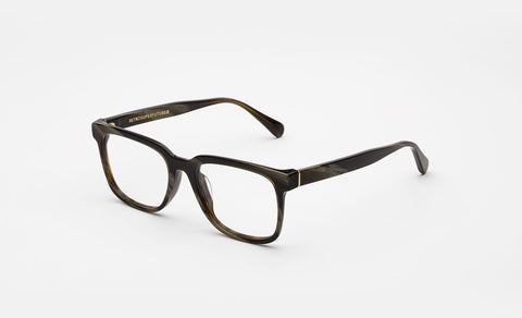 Super - Numero 19 Corno 3627 50mm Dark Havana Eyeglasses / Demo Lenses