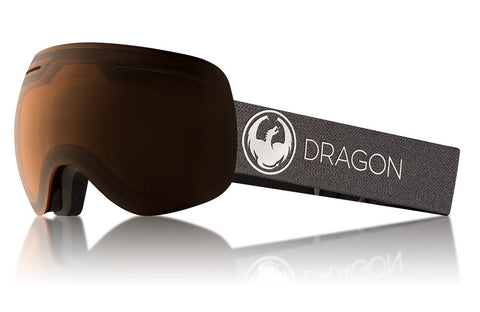 Dragon - X1 Echo Snow Goggles / Transitions Amber Lenses