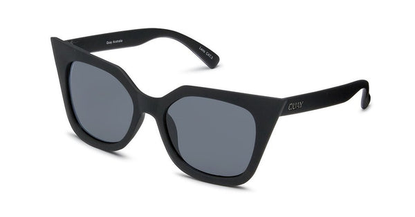 Quay Harper Black / Smoke Sunglasses