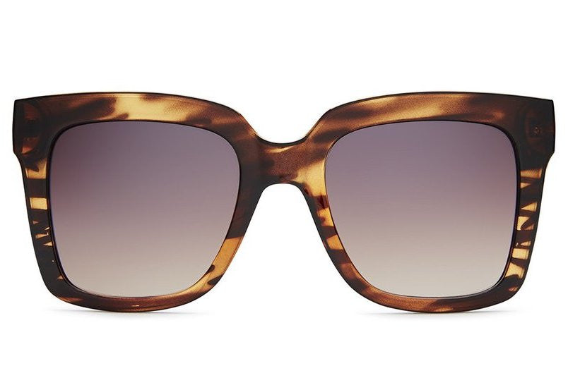 Quay - Supine Tortoise   Brown Sunglasses – New York Glass a67d78df75
