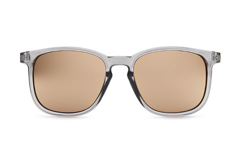 Quay The Oxford Grey / Pink Sunglasses