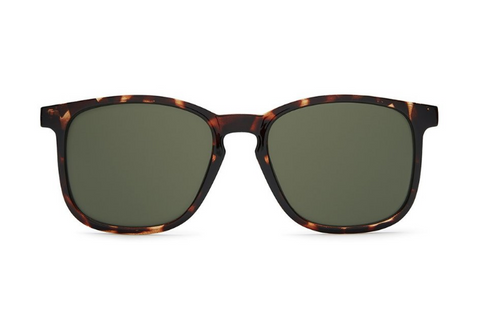 Quay The Oxford Tort / Green Sunglasses