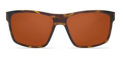 015ceda4241 Costa - Slack Tide Matte Tortoise Sunglasses   Copper Polarized Glass Lenses