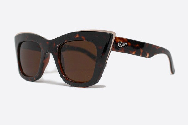 Quay Love Child Tortoise Sunglasses