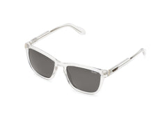 Quay Hardwire Clear Sunglasses / Smoke Lenses