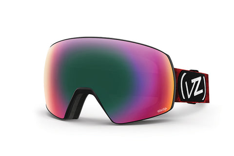 VonZipper - Satellite Blood Moon Snow Goggles / Wildlife Lenses