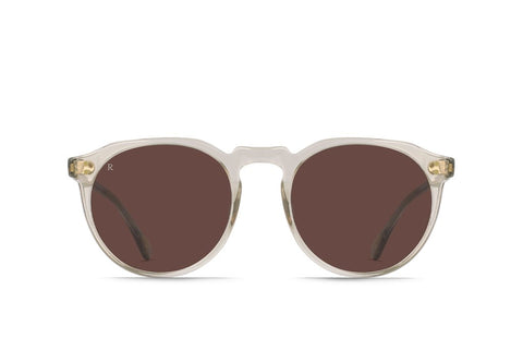 64672834c5 Raen - Remmy 52mm Haze Crystal Sunglasses   Plum Brown Lenses