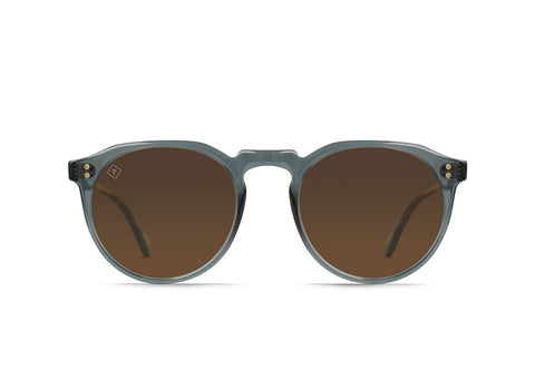 70144c0b47 Raen - Remmy 52mm Slate Crystal Sunglasses   Vibrant Brown Polarized Lenses