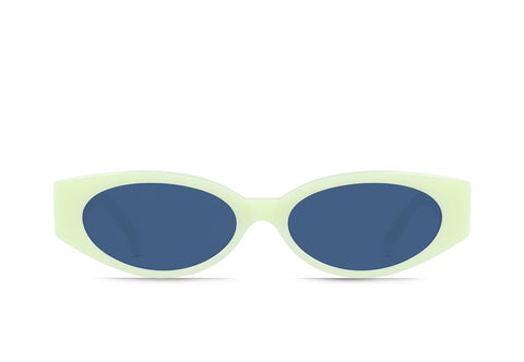 Raen - Tounge Holiday Sunglasses / Stormy Blue Lenses