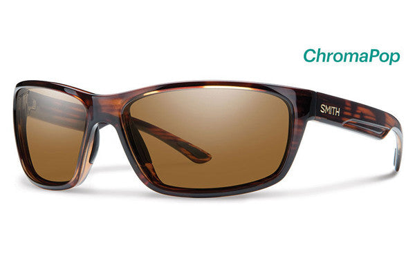 Smith - Redmond Tortoise Sunglasses, ChromaPop Polarized Brown Lenses