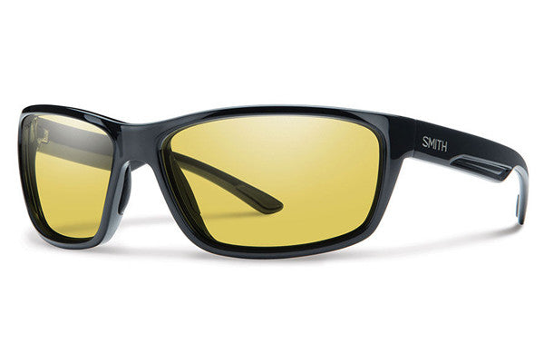 Smith Redmond Black Sunglasses, Techlite Polarized Low Light Ignitor Lenses
