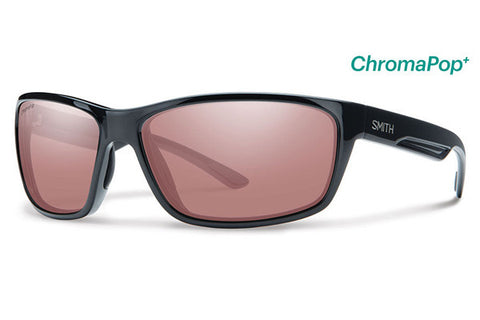 Smith - Redmond Black Sunglasses, ChromaPop+ Polarchromic Ignitor Lenses