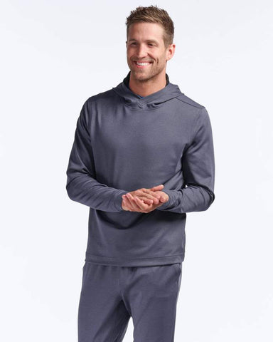 Rhone - Spar Tactel Graphite Heather Hoodie