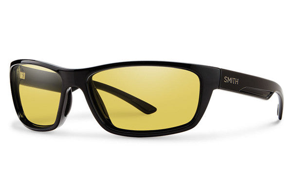 Smith - Ridgewell Black Sunglasses, Techlite Polarized Low Light Ignitor Lenses