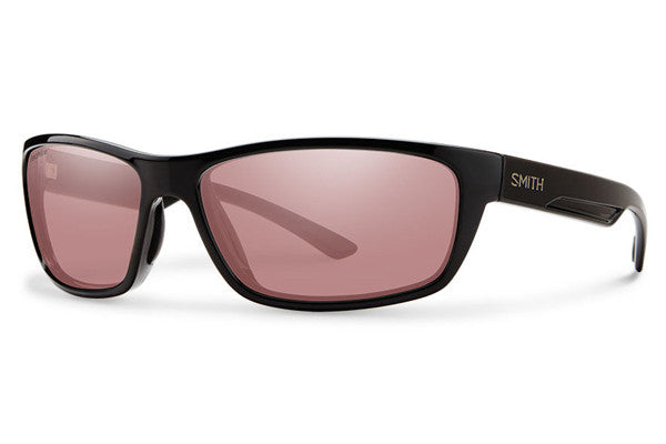 Smith - Ridgewell Black Sunglasses, Techlite Polarchromic Ignitor Lenses