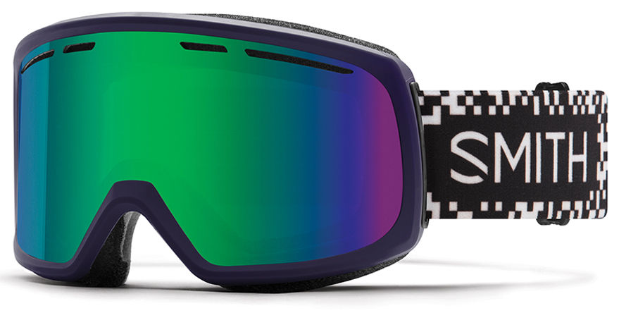 783fbdaa108 Smith - Range Asian Fit Ink Game Over Snow Goggles   Green Mirror Lenses –  New York Glass