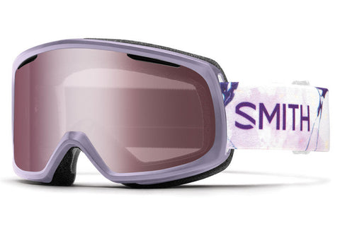 Smith - Riot Lunar Marble Goggles, Ignitor Mirror Lenses