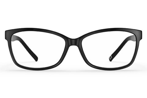 Neubau - Rosa Black Coal Rx Glasses