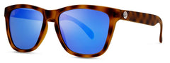 Sunski - Madronas Tortoise Sunglasses / Blue Polarized Lenses